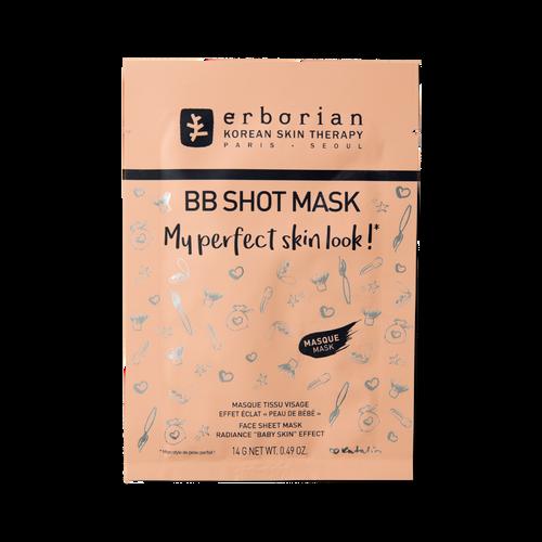 """Agrandir la vue1/2 of BB Shot Mask effet éclat """"Peau de bébé"""
