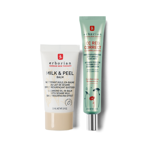 Agrandir la vue1/1 of Duo essentiels peau parfaite - CC Red
