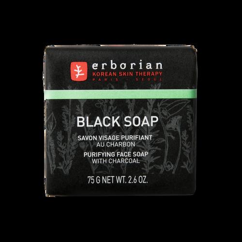 Agrandir la vue1/3 of Black Soap Savon purifiant au charbon